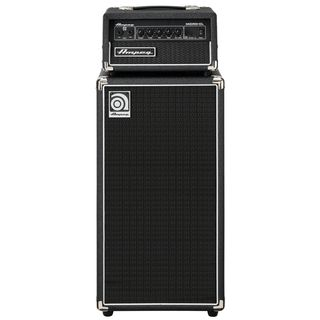 Ampeg Micro-CL Bass Guitar Amplifier  Mini Stack   Product Image