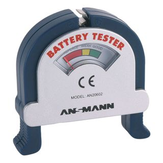 Ansmann Battery Tester 4000001 Product Image