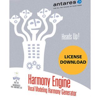 Antares Harmony Engine EVO License Code Produktbild