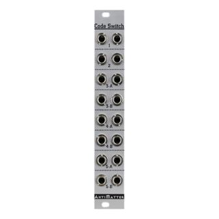 Antimatter Audio Launch Codes Expander Product Image