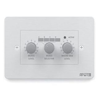 Apart PM1122R Zones-Control Wall Panel RJ45 Connection Product Image