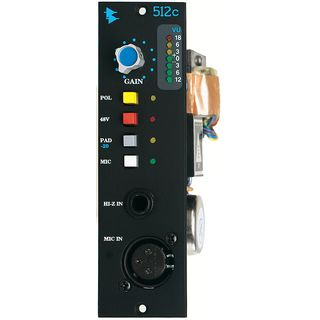 API 512C Mic / Line Preamp with DI    Product Image