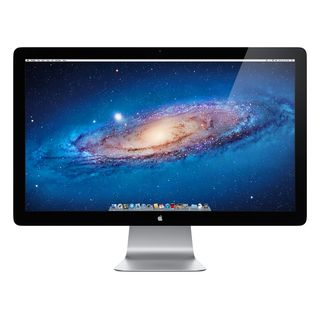 "Apple 27"" Thunderbolt Display 2560 x 1440 Pixel Produktbild"