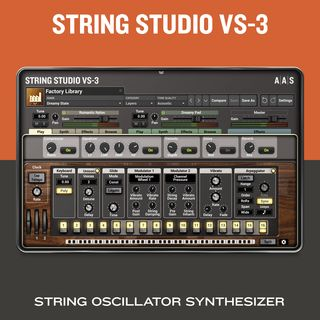 Applied Acoustic Systems AAS String Studio VS-3 Product Image