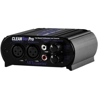 ART CLEANBox Pro Dual Channel Level Converter Product Image