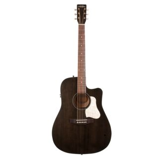 Art Lutherie Americana CW Q1T Faded Black Product Image