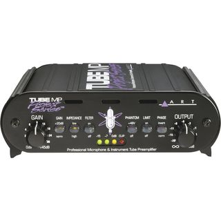 ART Tube MP Project Series 1-Ch Tube Mic/LineAmp/DI Produktbild