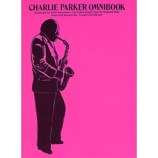 Atlantic Music Charlie Parker Omnibook Bb-Instrumente mit Akkorden Product Image