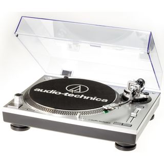 Audio-Technica AT-LP120USBHC Turntable, entraînement direct, USB Image du produit