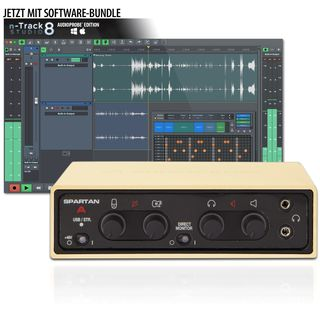 Audioprobe Spartan A GOLD & n-Track Bundle Product Image