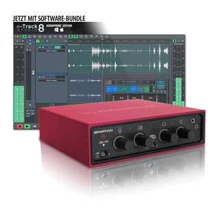 Audioprobe Spartan A Red  Product Image