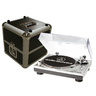 Audiotechnica AT-LP120USBHC + V-Case 3 - Set Product Image