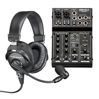 AUDIOTECHNICA Podcaster - Set Produktbild