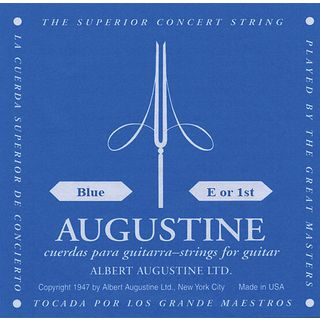 Augustine Single String, 1e blue  Product Image