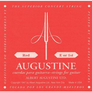 Augustine Single String, 1e red  Product Image