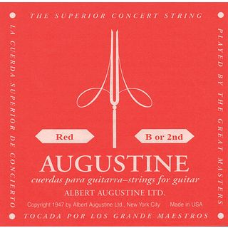 Augustine Single String, 2h red  Product Image