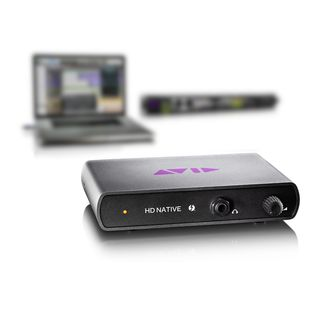 Avid Pro Tools|HD Native Thunderb. HD I/O MADI System Produktbild