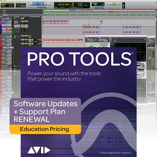 Avid Pro Tools Upgrade & Support EDU Extension Student/Teacher Imagen del producto