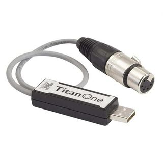 AVOLITES Titan One USB-DMX-Interface Product Image