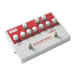BBE Acoustimax Preamp  Product Image