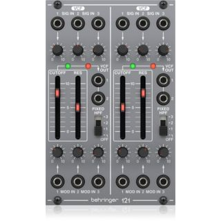 Behringer 121 Dual VCF Product Image