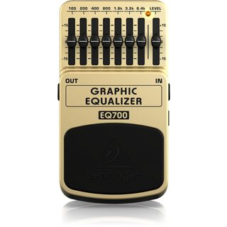 Behringer EQ700 GRAPHIC EQUALIZER    Product Image