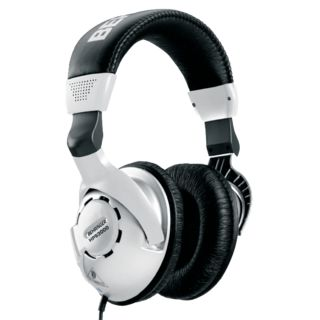 Behringer HPS 3000 Studio-Headphone half open Product Image