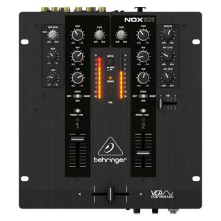 Behringer NOX 101 2-Channel DJ Battle Mixer Product Image