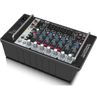 Behringer PMP500MP3 500W 8-Channel Powermixer Product Image