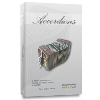 Best Service Accordions Sample Library Product Image