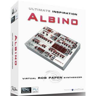 Best Service Albino 2 from Rob Papen   Product Image