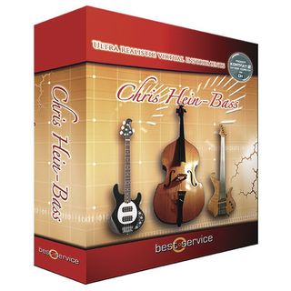 Best Service Chris Hein Bass Bass PlugIn Product Image