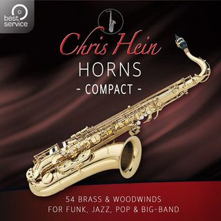 Best Service Chris Hein Horns Compact  Product Image