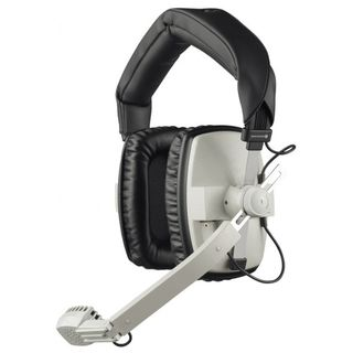 beyerdynamic DT 108 Grey 200/50 Ohm Single-Sided Headset Mic Product Image