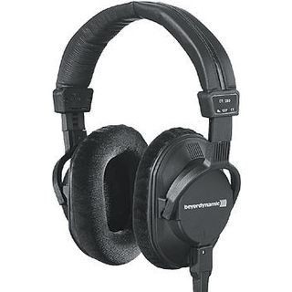 beyerdynamic DT 250 Studio Headphone closed, 250 ohm, sw Product Image