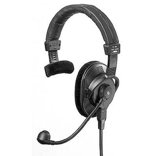 beyerdynamic DT 280 Kit 80 Ohm Single-Sided  Headset Microphone   Product Image