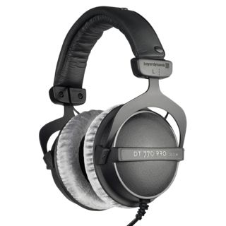 beyerdynamic DT 770 PRO 250 Ohm Closed Studio Headphones Product Image