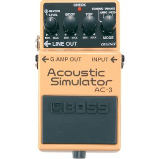 Boss AC-3 Acoustic Simulator Pedal    Product Image
