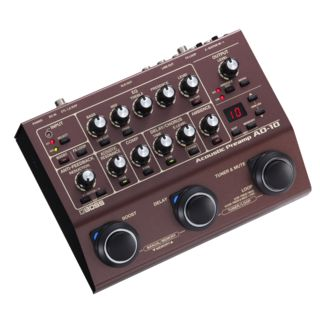 Boss AD-10 Acoustic Preamp Product Image