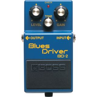 Boss BD-2 Blues Driver Pedal    Product Image