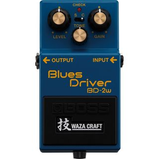 Boss BD-2w Blues Driver Waza Craft Special Edition Produktbild