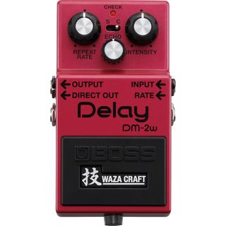 Boss DM-2w Delay Waza Craft Special Edition Product Image