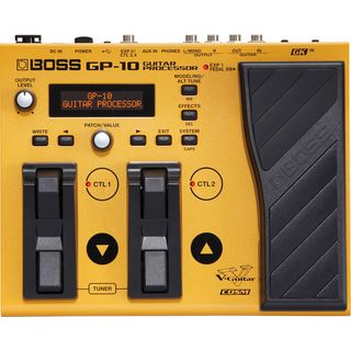 Boss GP-10S Guitar Processor Produktbild