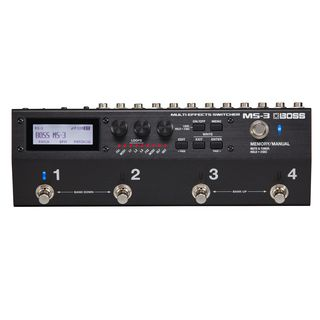 Boss MS-3 Multi Effects Switcher Product Image