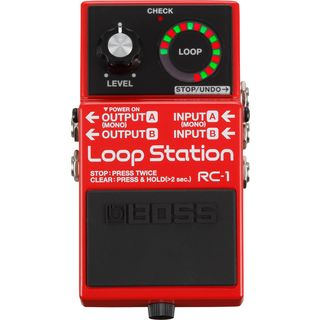 Boss RC-1 Loop Station Produktbild