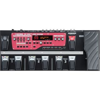 Boss RC-300 Loop Station Produktbild