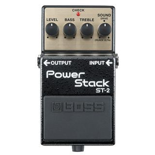 Boss ST-2 Power Stack Pedal    Product Image