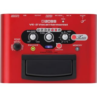 Boss VE-2 Vocal Harmonist  Product Image