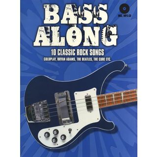 Bosworth Music Bass Along: 10 Classic Rock Songs Product Image