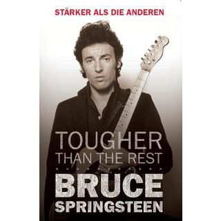 Bosworth Music Bruce Springsteen: Tougher Than The Rest Product Image